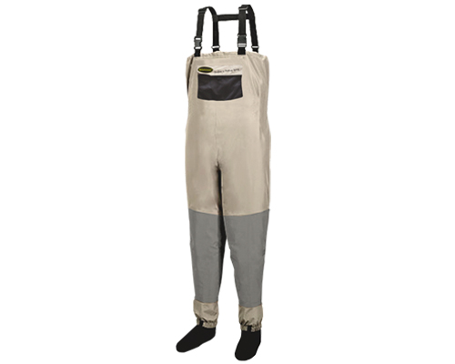Wader respirable